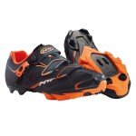 Zapatillas MTB NORTHWAVE SCORPIUS SRS Negro/Naranja