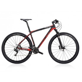 Bici mtb Wilier 501XN XT Carbon 29 Negra/Roja -