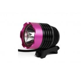 FOCO LED RIDERS CREE 1800 LUMENES FUCSIA |F1800F|