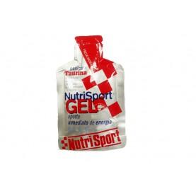 Nutrisport Gel con Taurina 1 gel x 40 gr