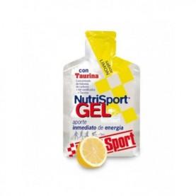 Gel + Taurina sabor limon