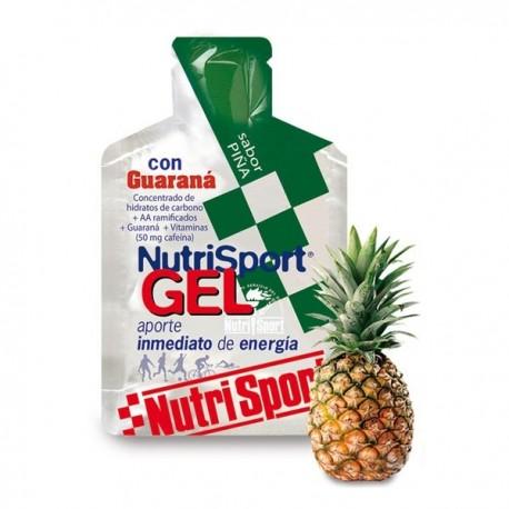 Gel + Guaraná sabor piña
