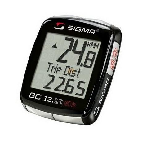 Cuentakilometros Sigma BC 12.12 STS